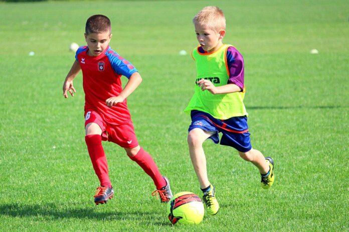 Top 5 healthy benefits of sport for your children's mental health